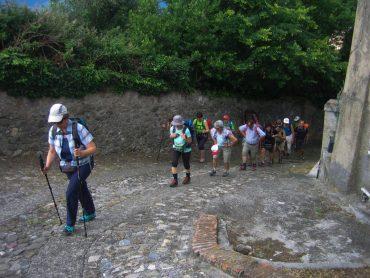 2018 – 160 -In cammino sulla VIA FRANCIGENA