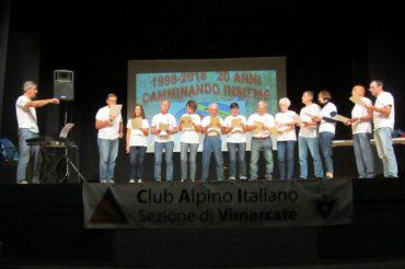 1998-2018 – VENT'ANNI DEL GRUPPO SENIORES