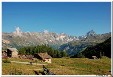 Punta Falinere e Grand Tournalin (Valle d'Aosta)