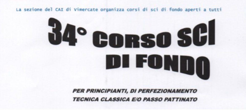 34^ CORSO SCI DI FONDO