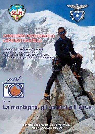 """CONCORSO FOTOGRAFICO """"Lorenzo Castelli"""""""